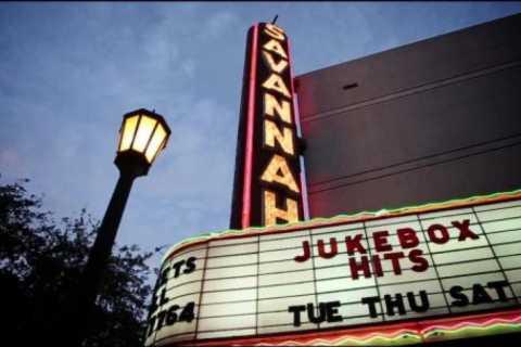 Savannah: Movie History Van Tour