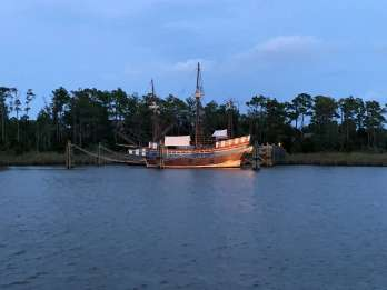Manteo: Outer Banks Ghost Walking Tour