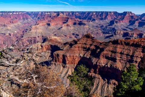 Grand Canyon Classic Sightseeing Tour Departing Flagstaff