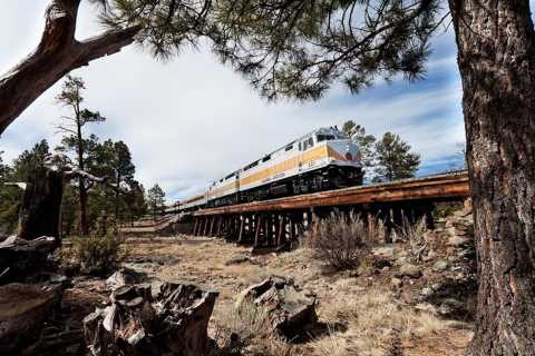 Grand Canyon Railroad Tour From Sedona, AZ