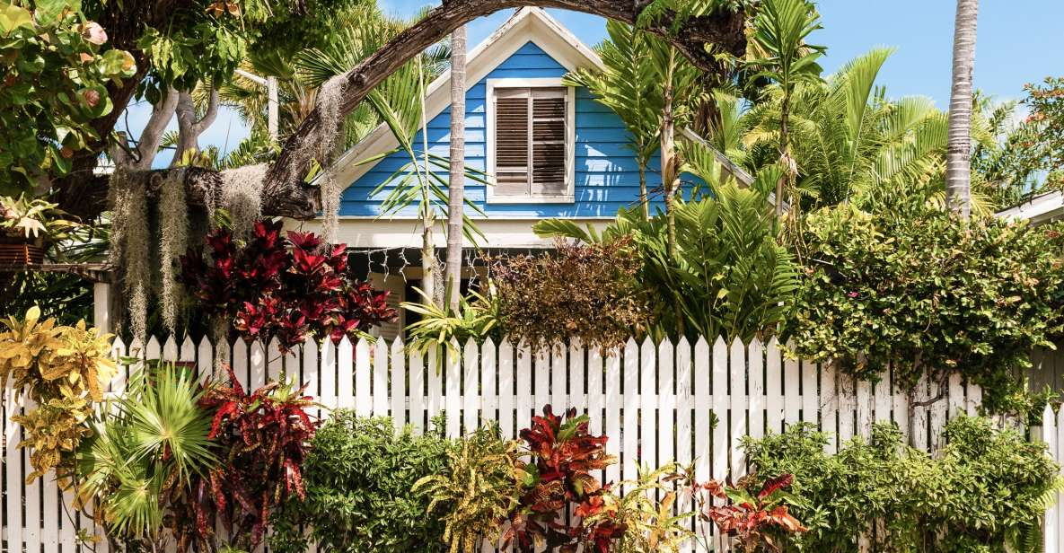 From Miami: Key West Full-Day Trip with Transfer