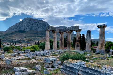 From Athens: Private Half-Day Excursion to Ancient Corinth