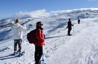 Sierra Nevada: Schneeschuhwanderung