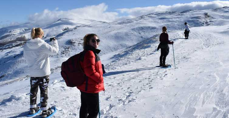 Sierra Nevada: Snowshoe Hiking Tour