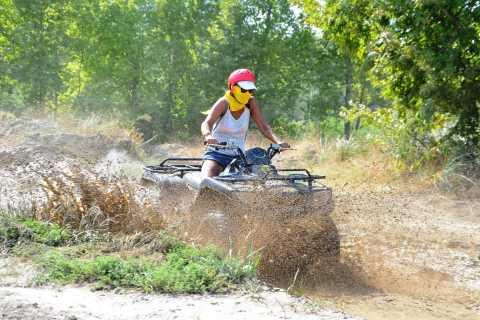 From Side: Koprucay River Quad Bike Safari
