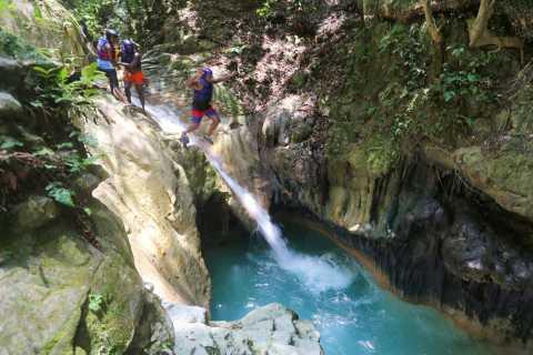 27 Waterfalls of Damajagua Adventure