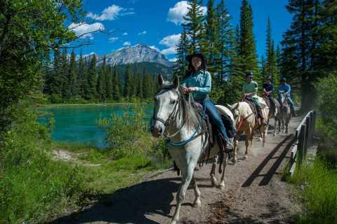 Banff National Park: 2-Hour Sundance Loop Horseback Ride