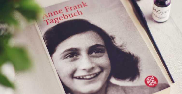 Amsterdam: Anne Frank Tour auf Deutsch