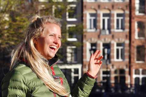 Amsterdam: visita guiada Cultural en alemán