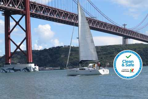 Lisbon: Tagus River Cruise from Belem