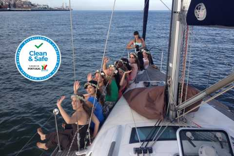 Lissabon: Privat-Tour mit Segelboot