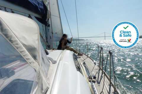 Lisbon 2-Hour Tagus River Sailing Cruise