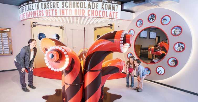 Maestrani's Chocolarium 1-Hour Discovery Tour Ticket