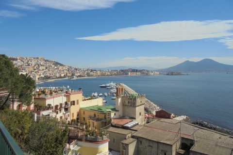 Naples and Pompeii: Half-Day Tour