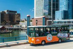 Boston: passeio turístico de bonde