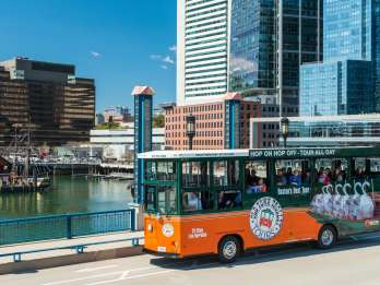 Boston: Sightseeing-Trolley-Tour