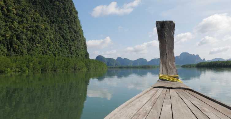 Krabi: Kayaking Experience with Local Fishermen Encounter