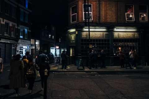 Londres: tour a pie de Jack el Destripador