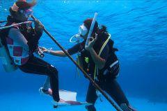De Naha: Viagem de mergulho introdutória de 1 dia às Ilhas Kerama