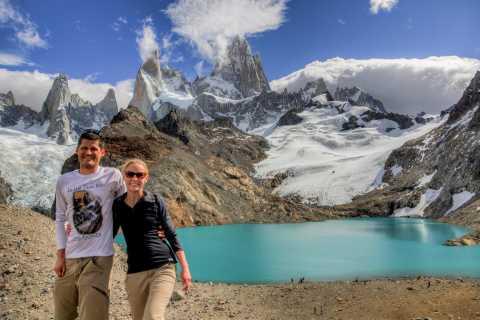 Laguna de los Tres: Ganztägige Trekking-Tour