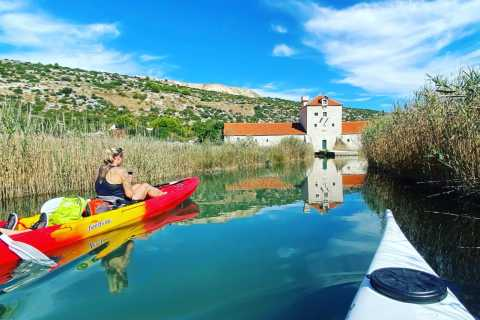 Trogir: Sea Kayak Tour