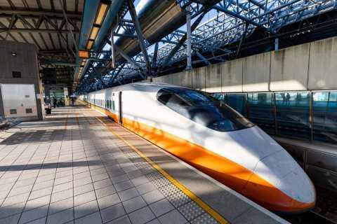 Taipei: Taiwan High-Speed Rail One-Way Ticket