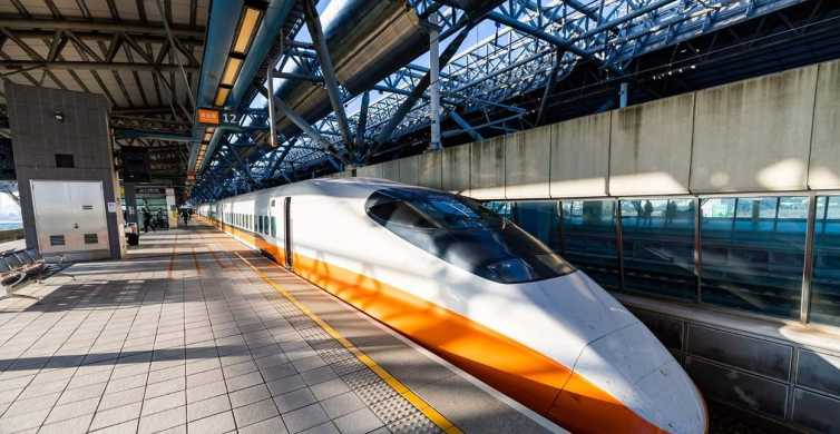 Taipei: Taiwan High-Speed Rail One-Way Ticket