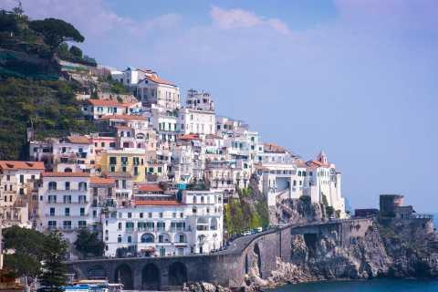 Sorrento: Gems of the Amalfi Coast Small Group Tour