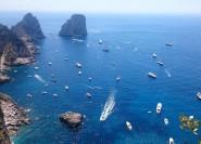 Ab Sorrent: Ganztägiger Rundgang Capri und Anacapri