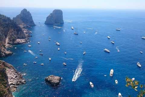 Capri and Anacapri Walking Tour from Sorrento