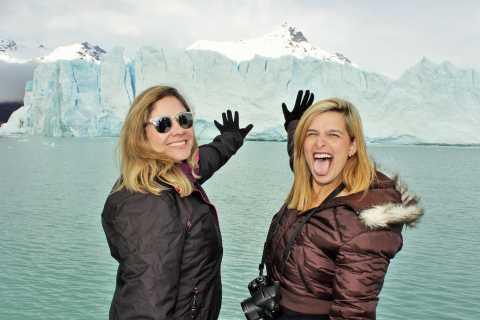 2-tägige Perito Moreno-Tour mit Bootsfahrt und Safari