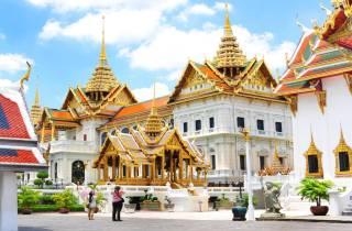 Bangkok: Tempel Instagram Tour in Japanisch oder Englisch