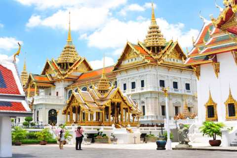 Bangkok: Temples Instagram Tour in Japanese or English