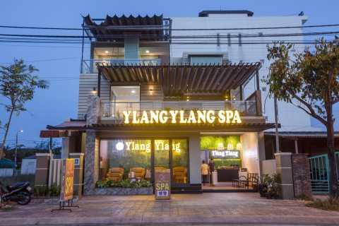 Hoi An: Luxus-Spa-Erlebnis mit Roundtrip-Abholservice