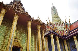Bangkok: Halbtagestempel und Grand Palace Private Tour