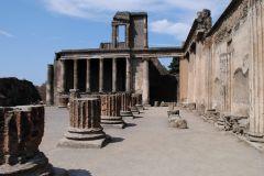 Excursão de dia inteiro a Pompeia e Vesúvio saindo de Sorrento