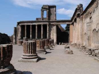 Ab Sorrento: Pompeji & Vesuv Ganztagestour