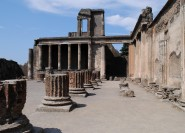 Ab Sorrent: Halbtägige Tour nach Pompeji per Bus