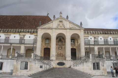 University of Coimbra Walking Tour