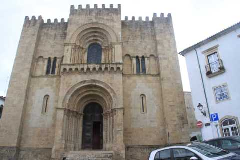 Coimbra: Historic Old Town Private Walking Tour