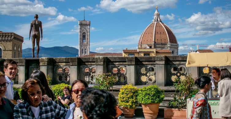 Florence: Uffizi, Brunelleschi's Dome & Optional Accademia