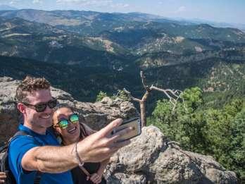 Denver: Boulder Hike & Beer mit lokalem Guide