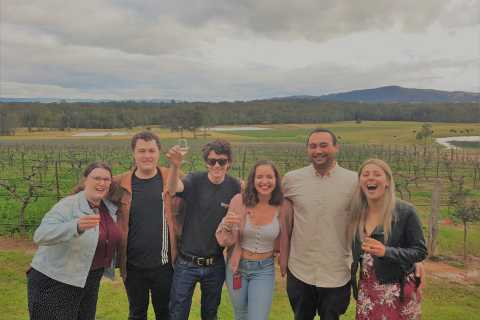 Hunter Valley: Beer & Wine Small Group Tour