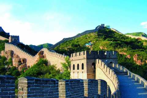 Badaling Great Wall: Admission with Cable Car Return Ticket