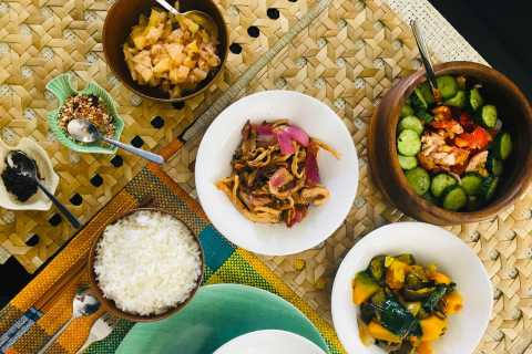 Manila: Private Filipino Cooking Class with a Local