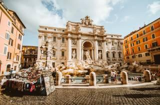 Rom Höhepunkte von Minivan