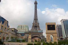 Macau: Entrada para a Torre Eiffel no Hotel Parisian Macao
