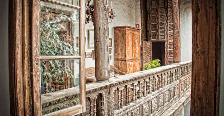 Tenerife: La Casa de Los Balcones Entrance Ticket