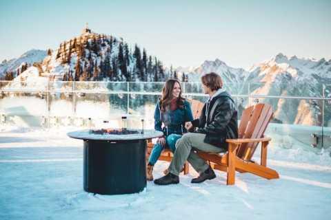 Banff: Winter Wonders Tour with Banff Gondola Ride