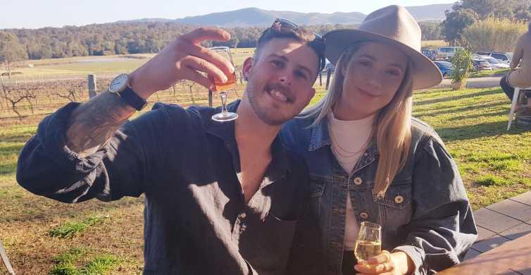 Hunter Valley: Hop Hunter Brewery Tour